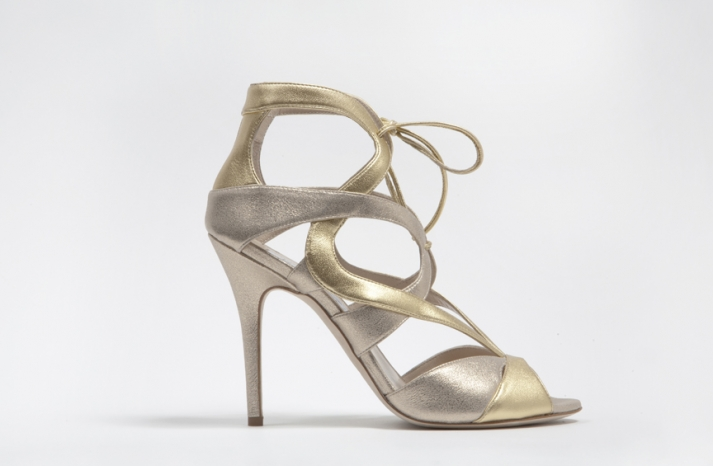 wedding shoes by monique lhuillier Spring 2013 bridal heels 5
