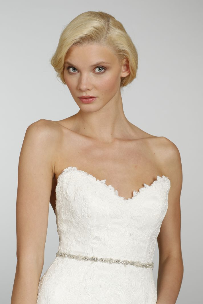 Spring 2013 Wedding Dress Hayley Paige bridal gowns 6305