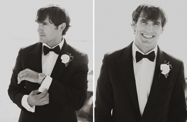 handsome hairstyles for grooms and the men in weddings 4