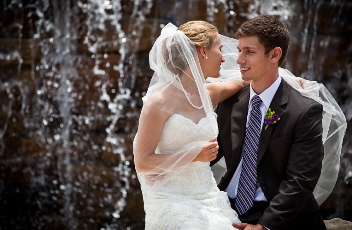handsome hairstyles for grooms and the men in weddings 7