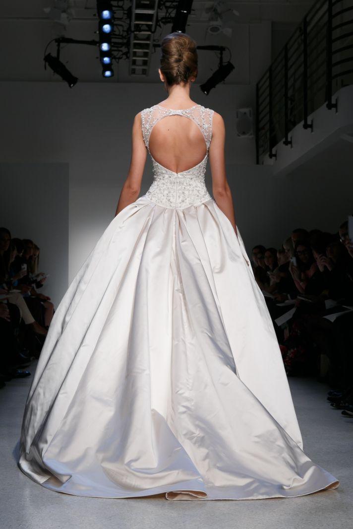 Fall 2013 Wedding Dress Kenneth Pool by Amsale bridal gowns 7