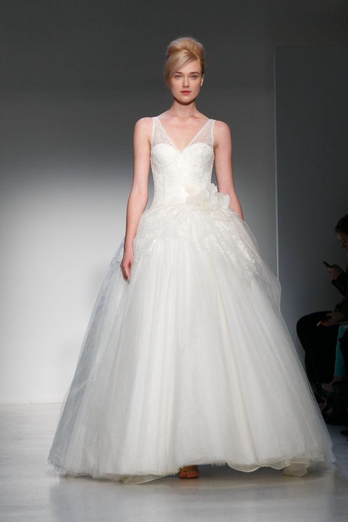 Fall 2013 Wedding Dress Kenneth Pool by Amsale bridal gowns 11