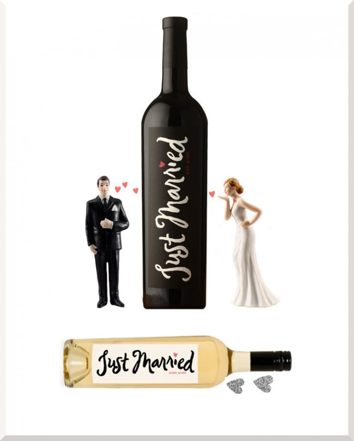 Wine Gifts For Weddings