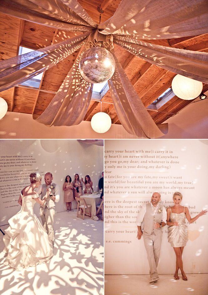disco themed wedding ideas reception