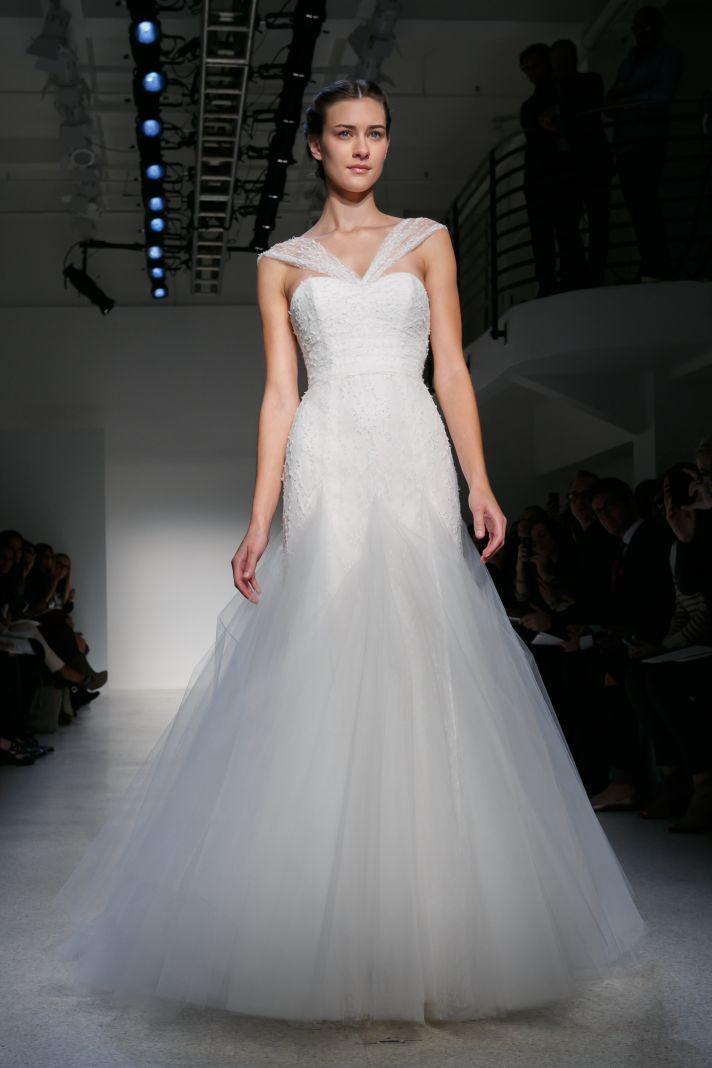 Light as a Feather & Breathtakingly Beautiful: Wedding Dresses by ...