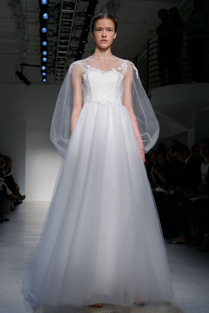 Fall 2013 Wedding Dress by Christos Amsale bridal 8