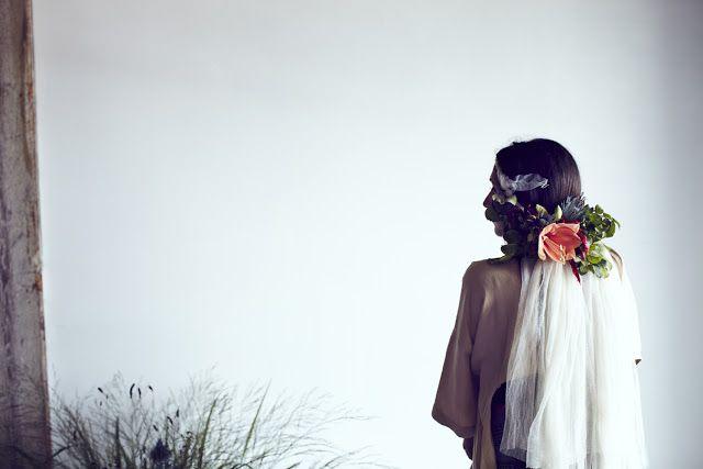wedding veils fox fodder farm le paola peu flower 3