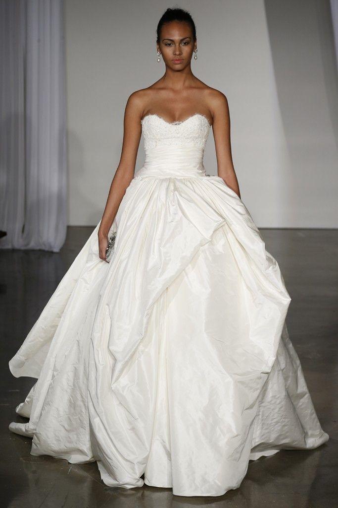 Fall 2013 wedding dress Marchesa bridal 16