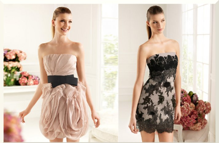 Bridesmaids Dresses for the Fashion Forward Wedding Party Pronovias 2013 7