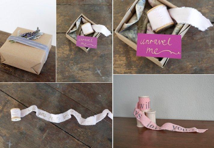 Unique Wedding Ideas Proposing to Bridesmaids