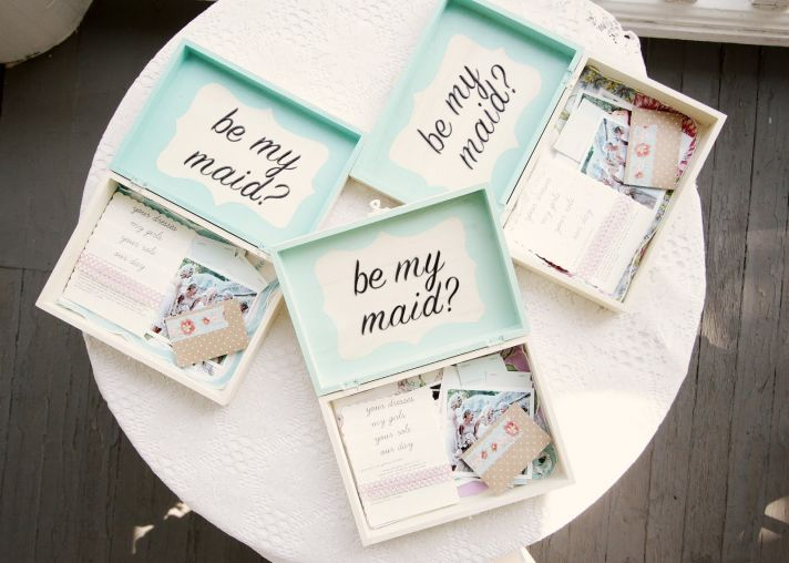 Unique Wedding Ideas to say Will You Be My Bridesmaid 10