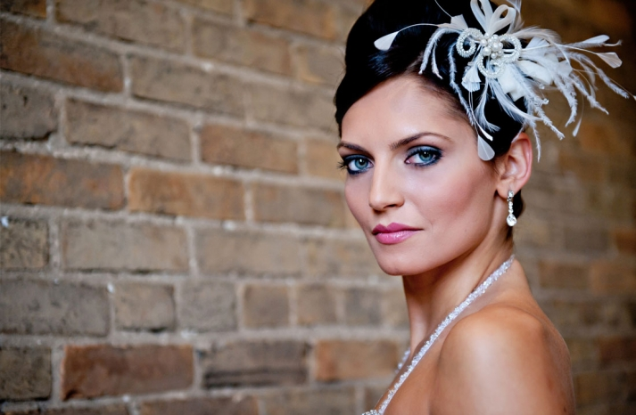 Wedding Makeup Inspiration Dramatic Eyes for the Bride 5