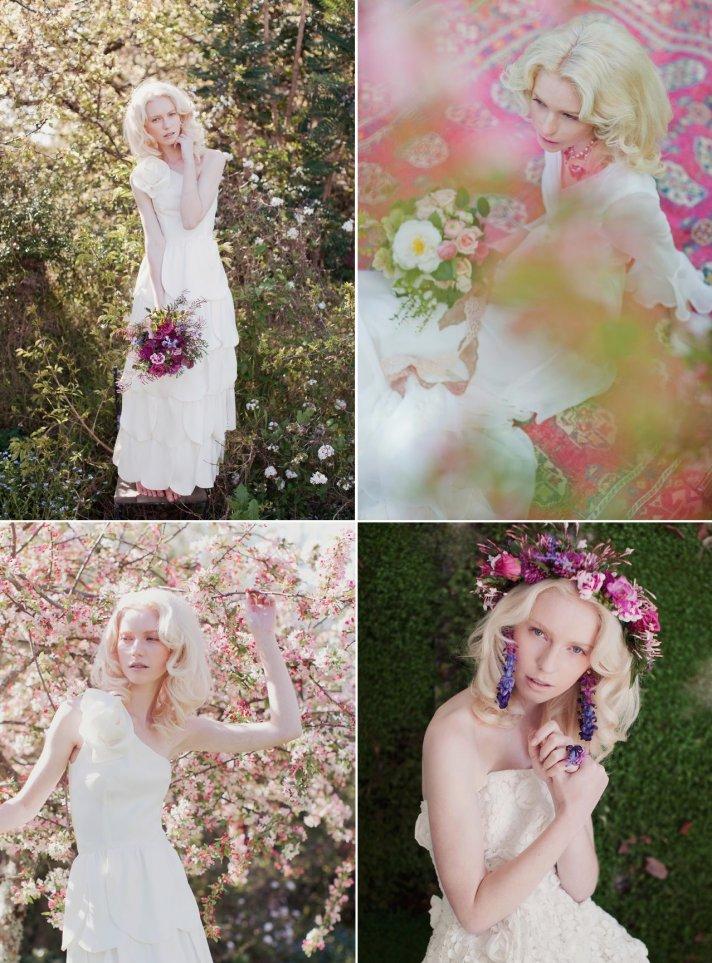Bespoke Wedding Gowns on Etsy Romantic Brides 1