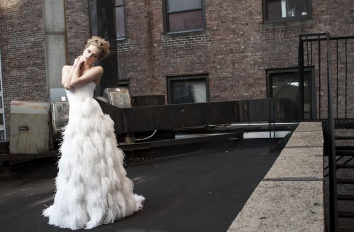 Celebrity Wedding Dress Designers Randi Rahm for The Bachelorette Ashley Hebert 2