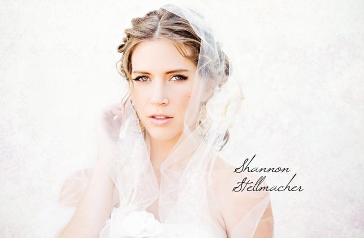 Classic California Bride Romantic Wedding Hair