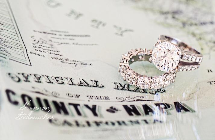 napa wedding rockin engagement ring
