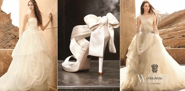 New Bridal Collection from White by Vera Wang
