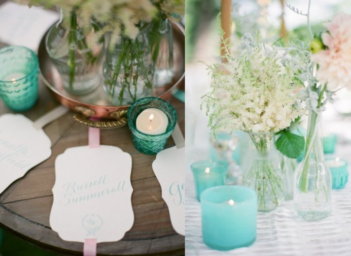 wedding planning wisdom stretching your d cor budget onewed - Wedding Decorations On A Budget
