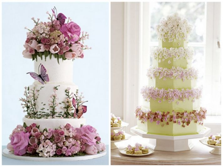 Sylvia Weinstock Wedding Cakes Romantic