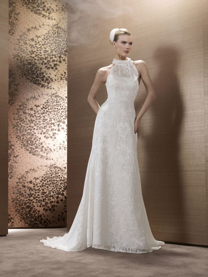 A parisian take on 2013 bridal onewed for Wedding dresses in paris france