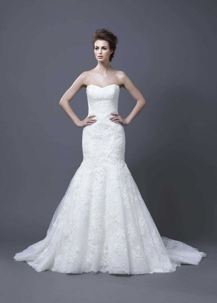 2013 Wedding Dress by Enzoani Bridal Halima