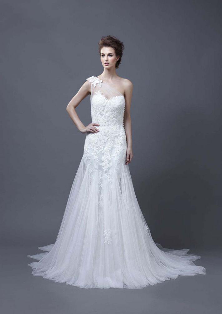 2013 Wedding Dress by Enzoani Bridal Heli