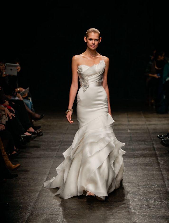 Spring 2013 Wedding Dress Alvina Valenta Bridal Gowns 9300