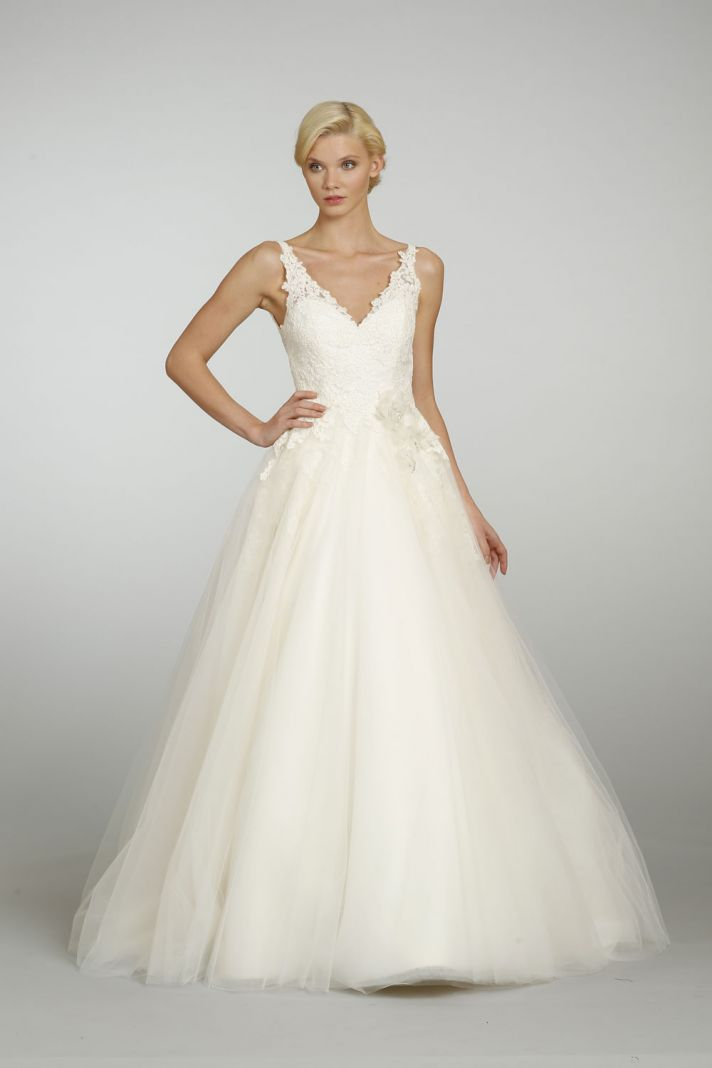 Spring 2013 Wedding Dress Alvina Valenta Bridal 9301