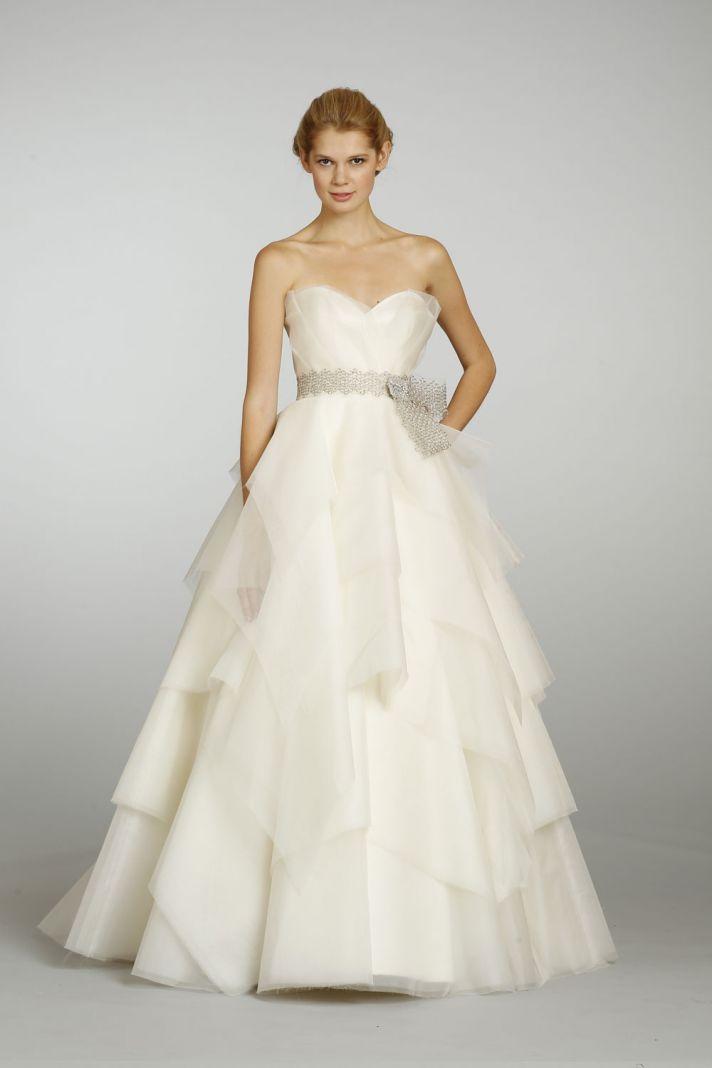 Spring 2013 Wedding Dress Alvina Valenta Bridal 9306