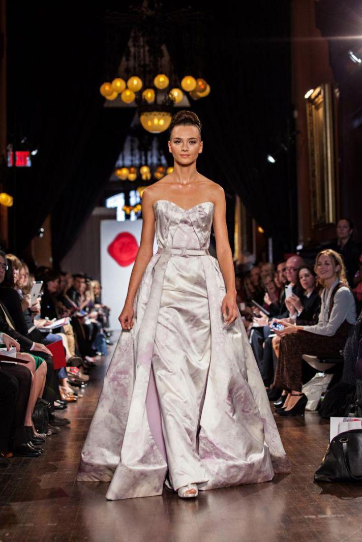 Austin Scarlett Wedding Dress 2013 Bridal AS01