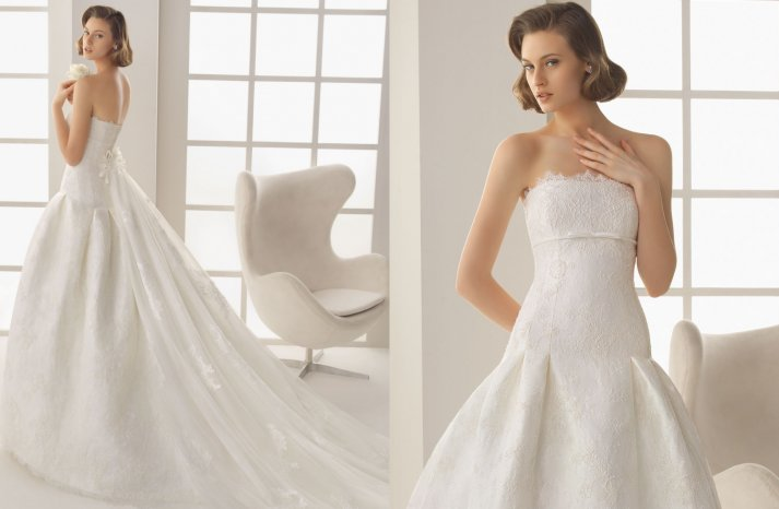 Two by Rosa Clara 2013 Wedding Dress Dangelo