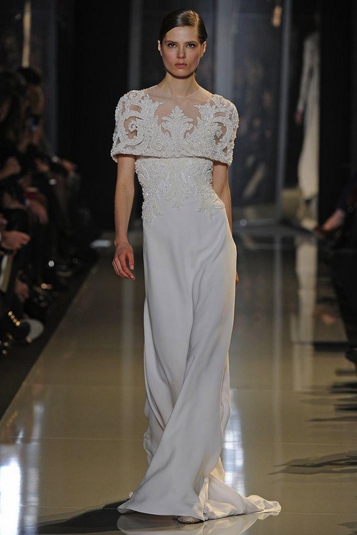 2013 Spring Couture Bridal Inspiration Elie Saab 4
