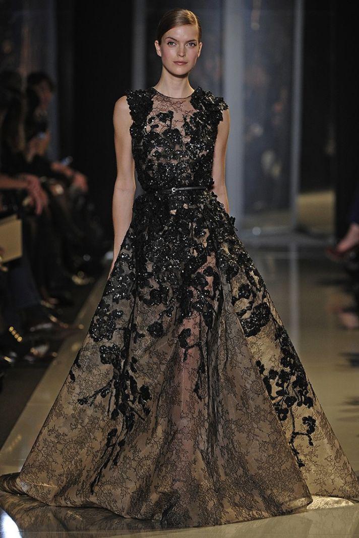 2013 Spring Couture Bridal Inspiration Elie Saab 26