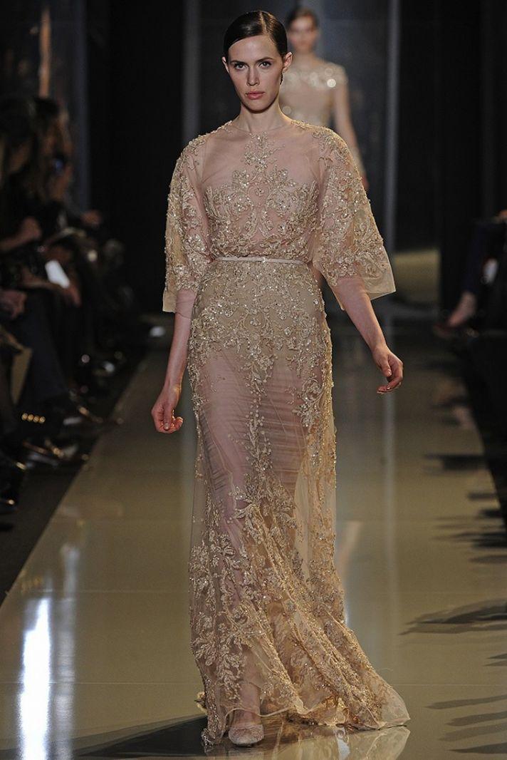 2013 Spring Couture Bridal Inspiration Elie Saab 14