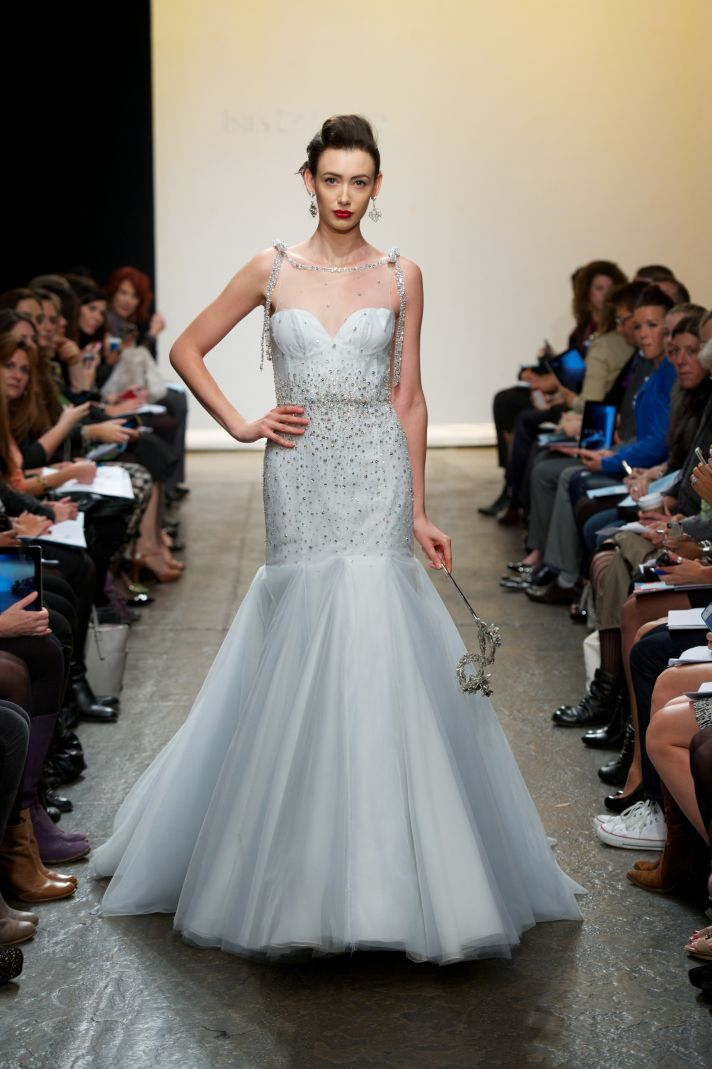 2013 Wedding Dress by Ines di Santo Lucrezia