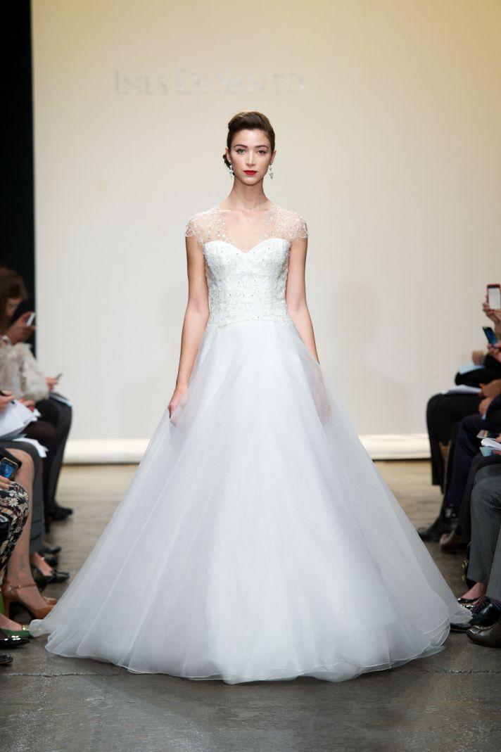 Ines Wedding Dress 9 Vintage  Wedding Dress by
