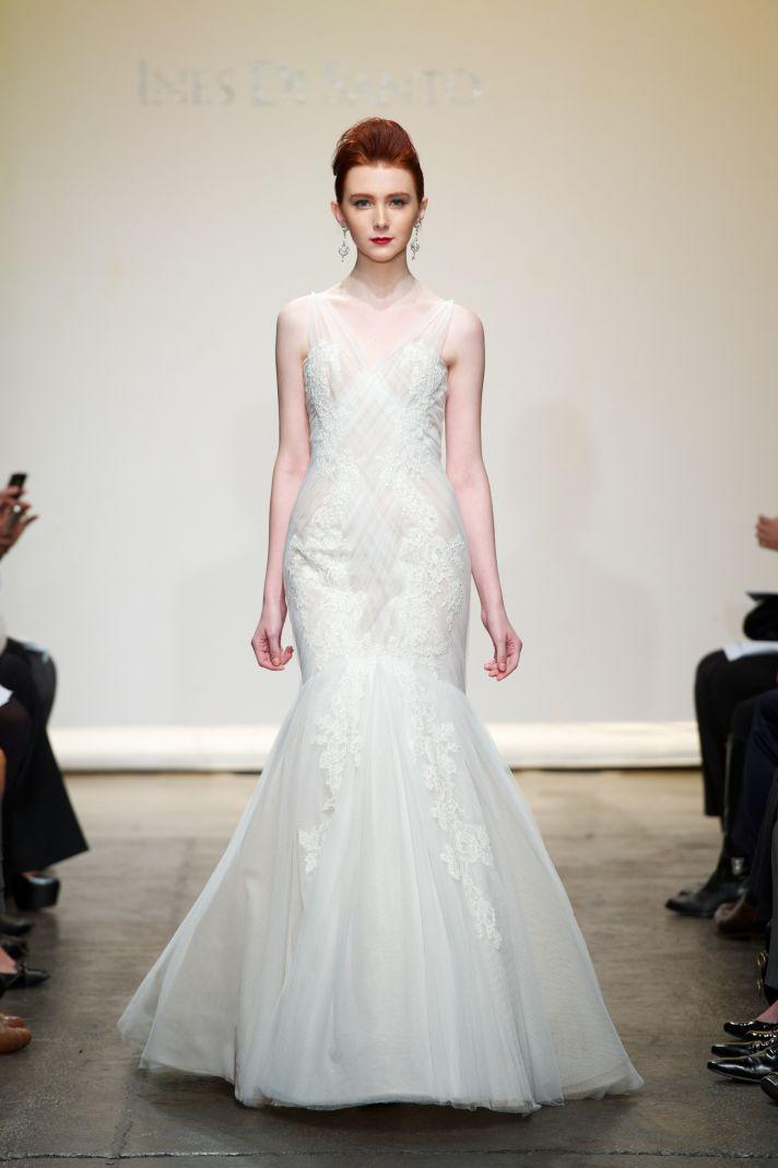 2013 Wedding Dress by Ines di Santo Matthia