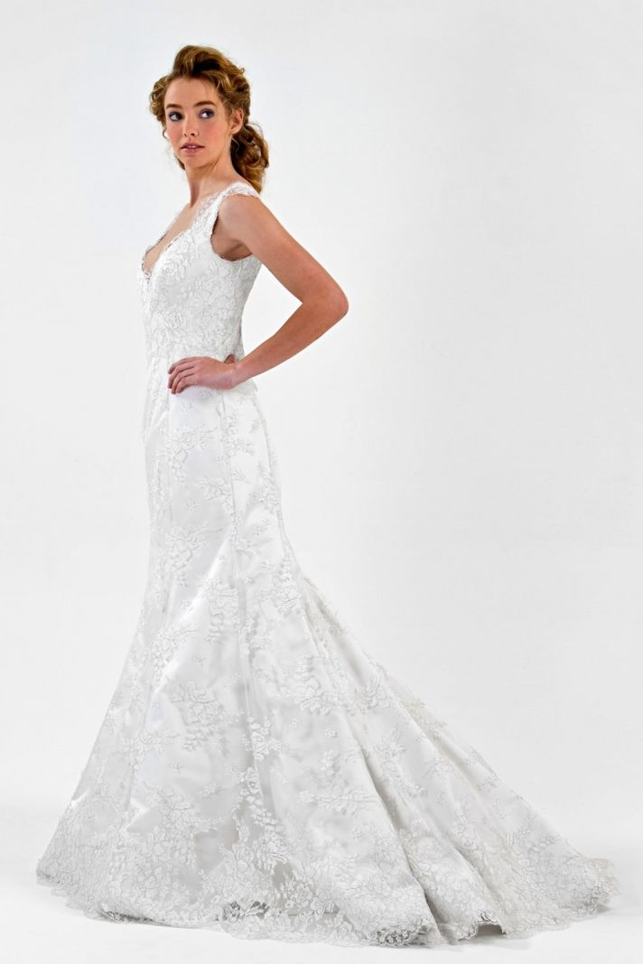 Connor Wedding Dress by Michelle Rahn