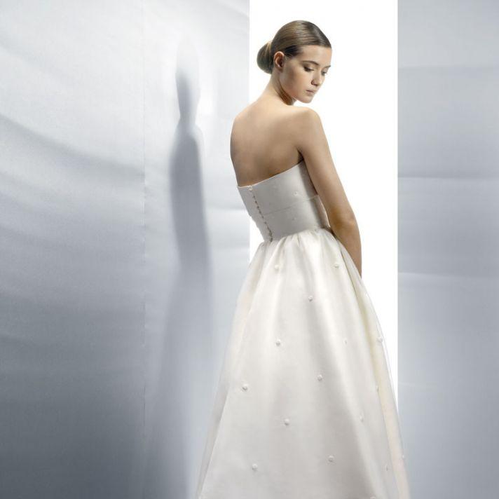 Jesus Peiro Wedding Dress 3019