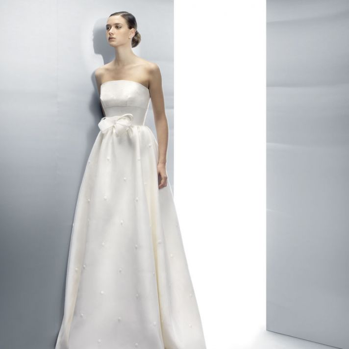 Jesus Peiro Wedding Dress 3019