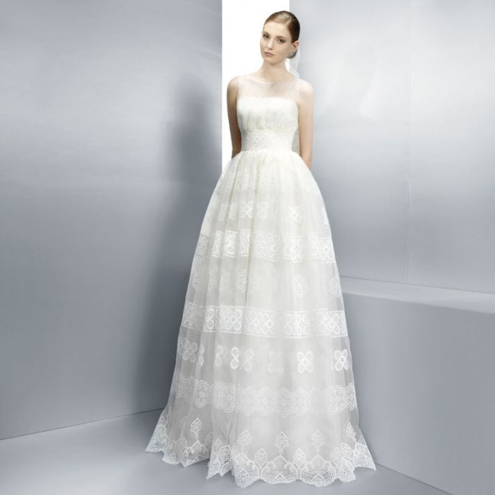 Jesus Peiro Wedding Dress 3060