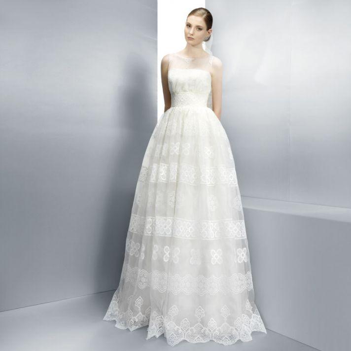 Jesus Peiro Wedding Dress 3060
