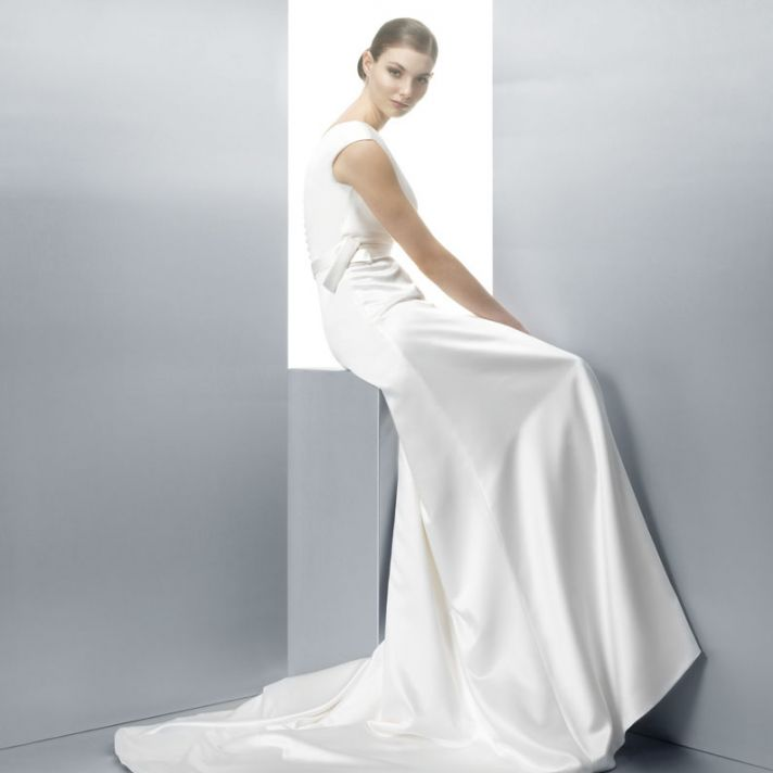 Jesus Peiro Wedding Dress 2013 bridal 2