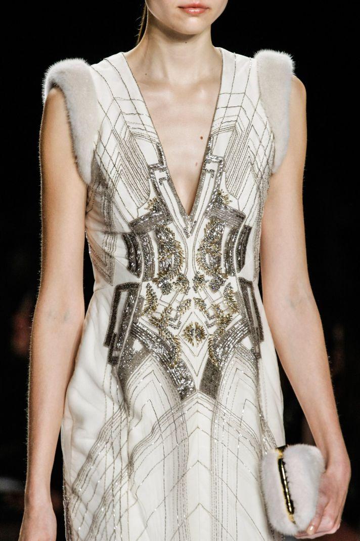 Crushed Velvet Wedding Dress Inspiration J Mendel
