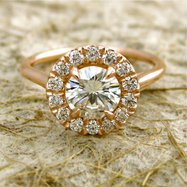 organic unique yellow rings engagement ring photos diamond gold non and wedding recycled eco friendly full