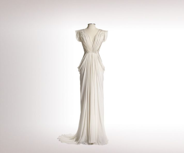 J Mendel Wedding Dress 2013 Bridal Anastasia