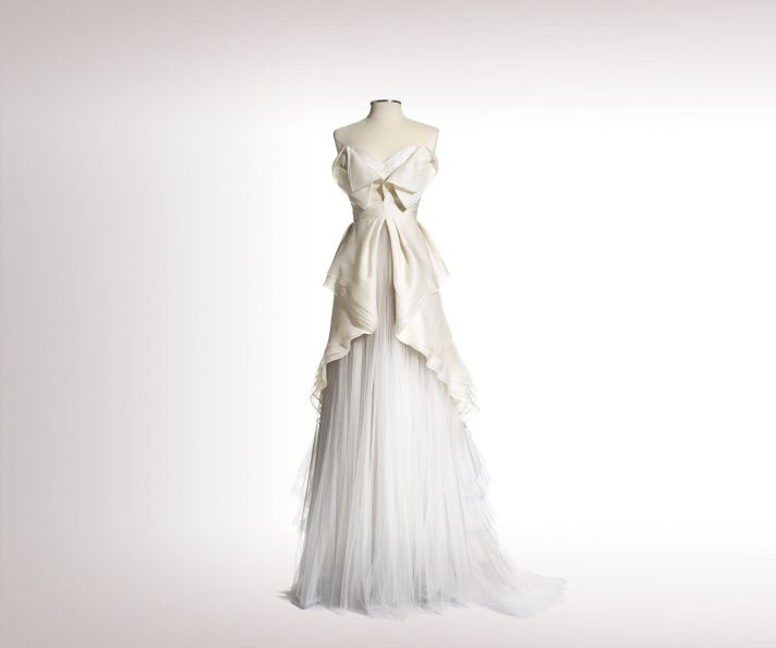 J Mendel Wedding Dress 2013 Bridal Sophie