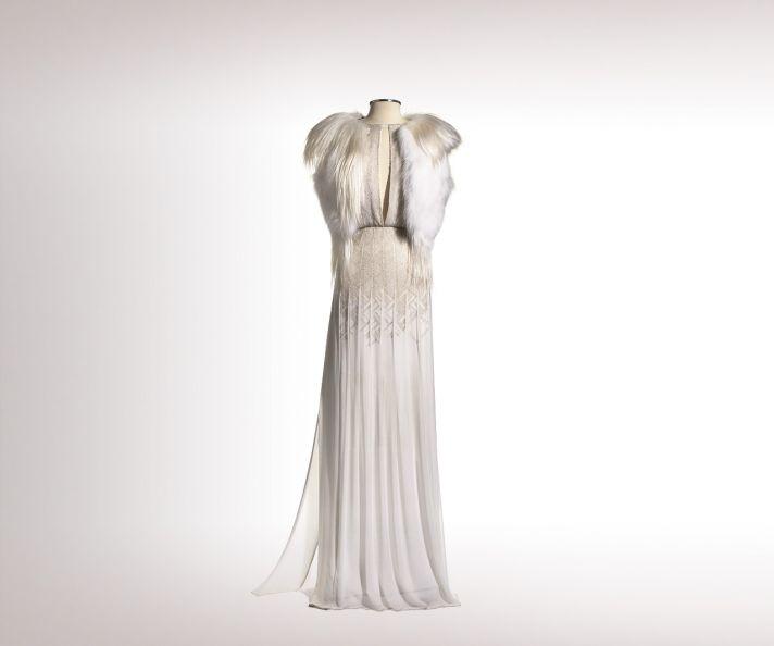 J Mendel Wedding Dress 2013 Bridal Cleo