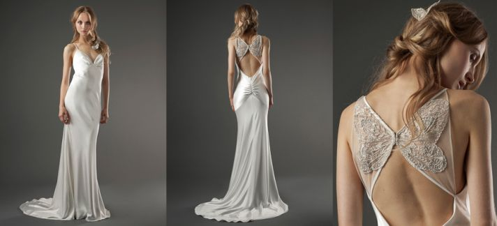 elizabeth fillmore open back wedding dress