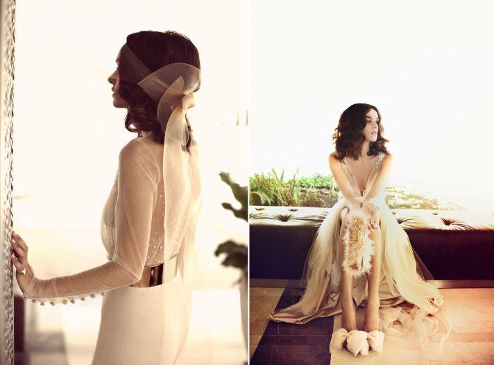 Zahavit Tshuba Wedding Dress 2013 Bridal Gowns